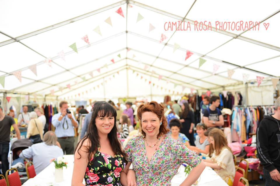 Join Hay Does Vintage at Hay Festival, 26th May to 5th June, 2016
