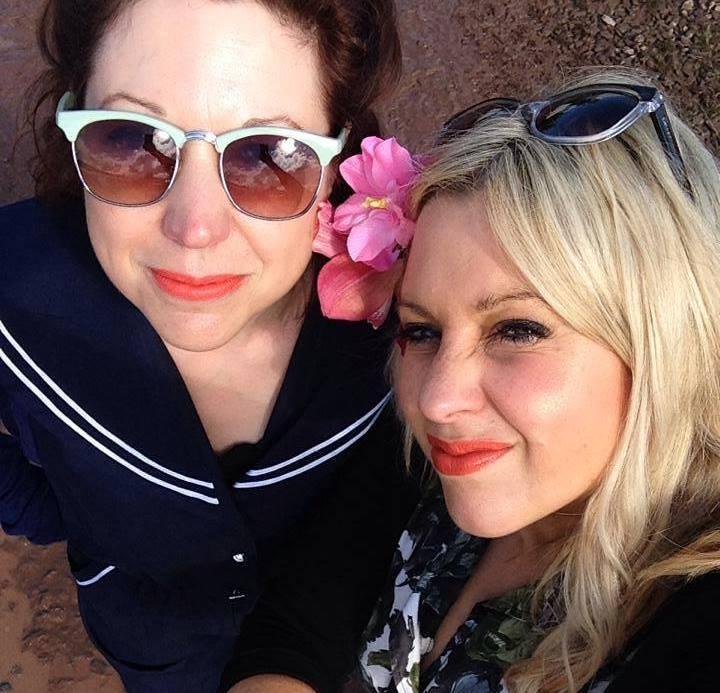 Jo and Kelli
