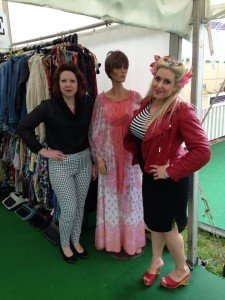 Outfit of the Day at Hay Festival