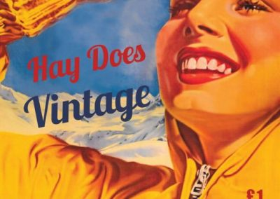 Hay Does Vintage 2016
