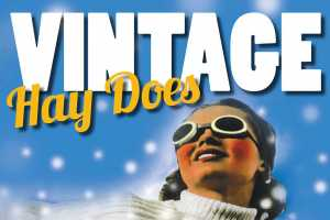 Hay Does Vintage